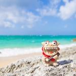 夏は家族で沖縄へ!