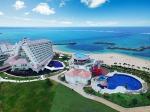 《シェラトン沖縄サンマリーナリゾート》人気の恩納村<br />透明度抜群の海が目の前のデラックスリゾート♪<br />アクティビティも豊富で一日中満喫できる!